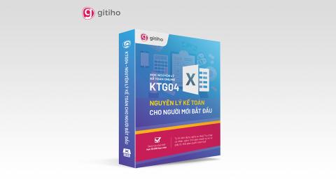 KTG04 - Nguyên lý kế toán cho người mới bắt đầu