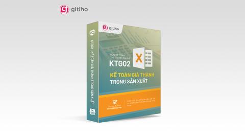KTG02 - Kế toán giá thành theo phương pháp giản đơn