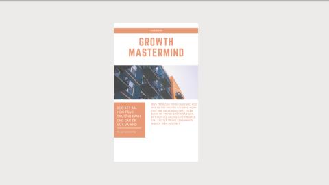 Ebook Growth mastermind - Tăng trưởng tại các Doanh nghiệp trăm tỉ thời đại số