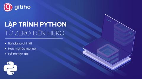 PY01 - Phân tích dữ liệu với lập trình Python From Zero to Hero