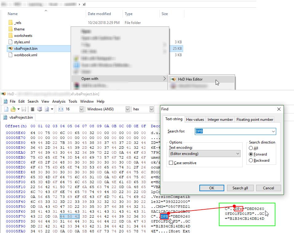 Hướng dẫn cách sửa file Excel bị nặng chậm, và gỡ bỏ mật khẩu bảo vệ file 6